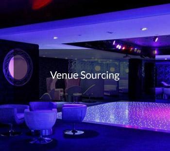 Venue Sourcing