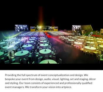 Event Conceptualization & Design