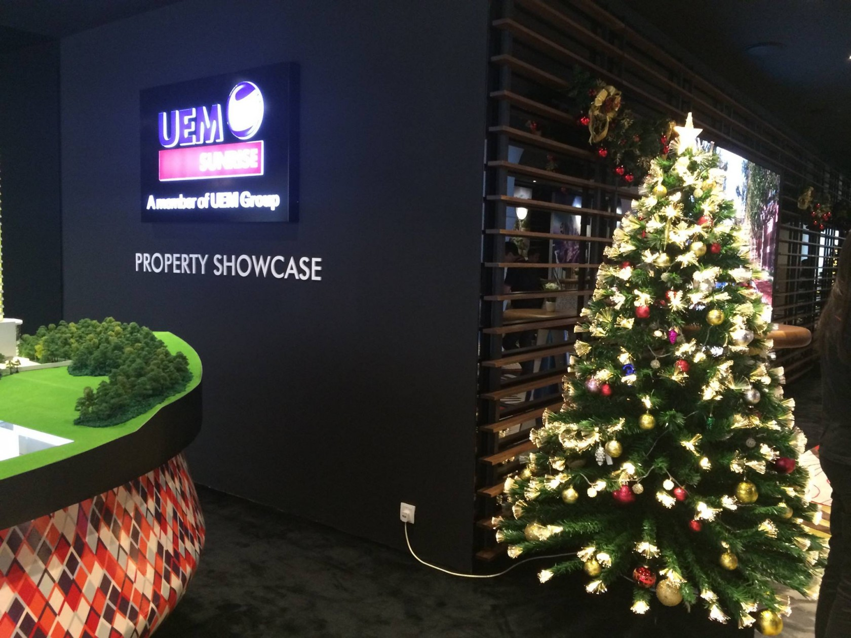 The Story of a Magical Christmas at UEM Sunrise Property Showcase ...